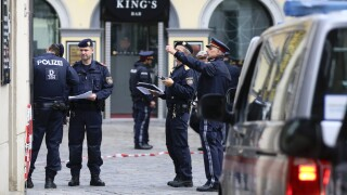 Suspect in Vienna terror attack has ties to Islamic State