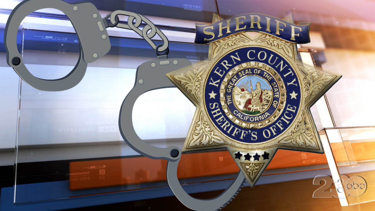 Kern County Sheriff's Office (KCSO) Arrest