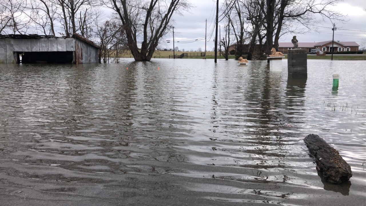 burgin flooding