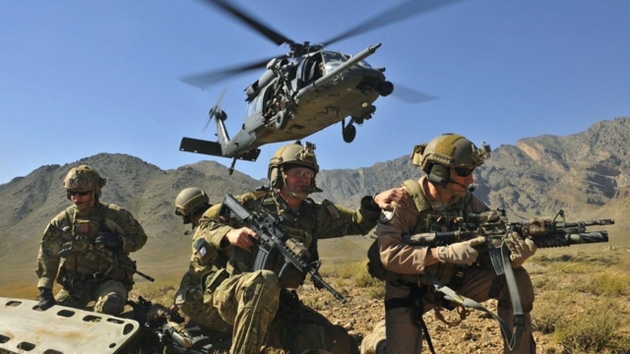 Obama: 8,400 US troops will stay in Afghanistan through 2016