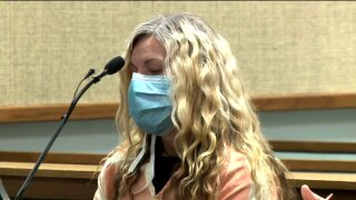 File photo: Lori Vallow Daybell in court
