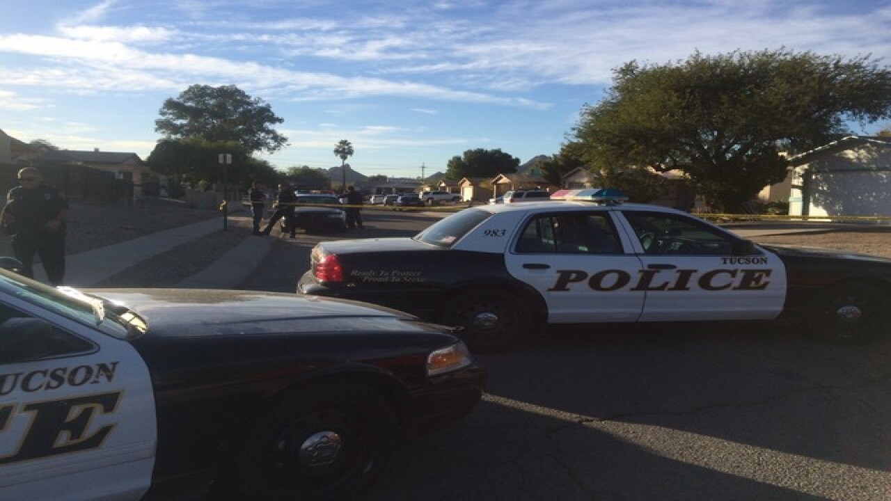 Tucson 7-year-old accidentally shoots 3-year-old