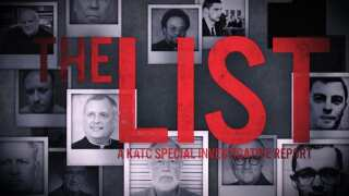 The Lists: Differences between KATC's list and the Diocese list
