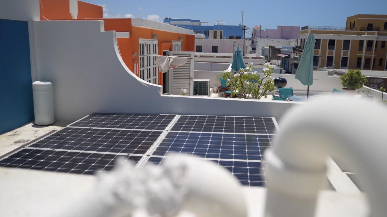 Puerto Rico solar power