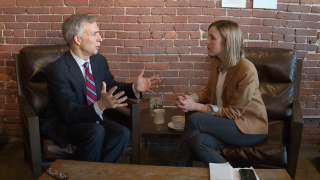 Coffee with the Candidates: Steve Miller