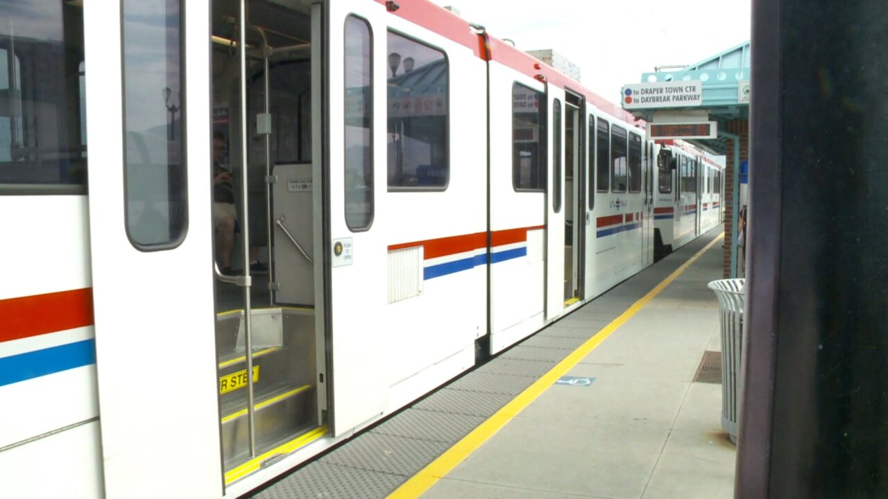 Ride UTA on 'Free Fare Friday' to help clean Utah's air