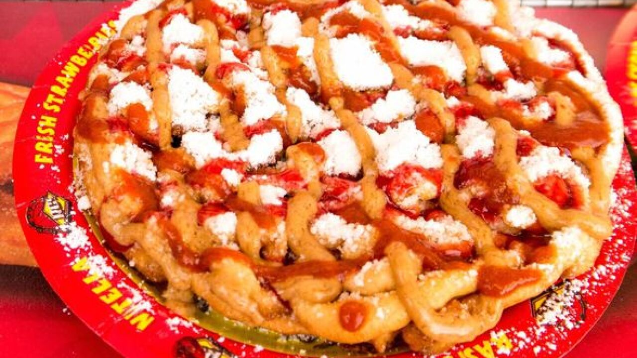 Interesting 2018 Pima County Fair Foods