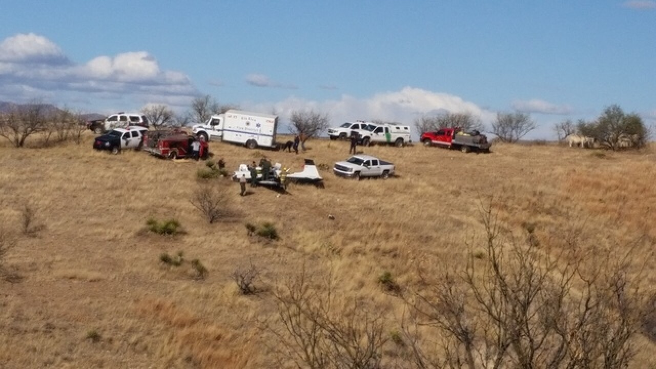 Initial cause determined in Nogales plane crash