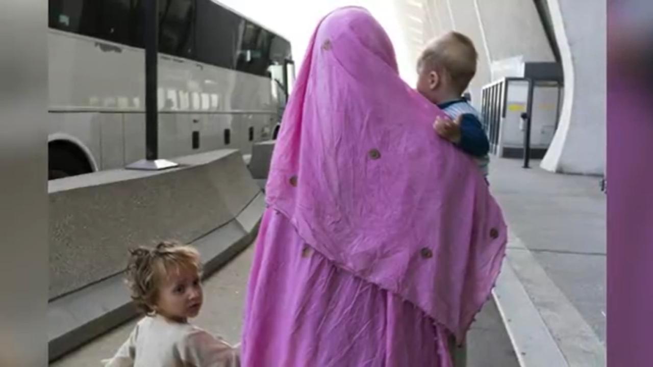 Virginia doctors volunteer to treat Afghan refugees: 'This is our calling'