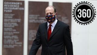 jared polis selfish bastard masks 360