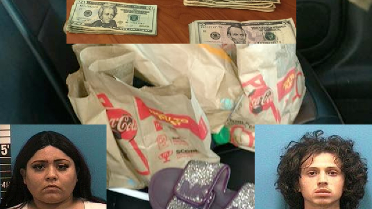 Spending funny money on fast food leads to arrests in Martin County, sheriff's office says