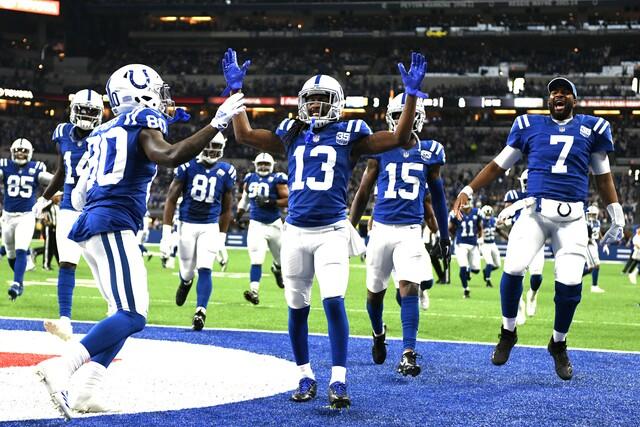 PHOTOS: Colts win against Titans 38-10
