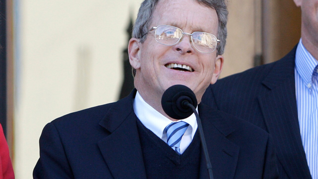 DeWine lands GOP endorsement after Taylor unloads