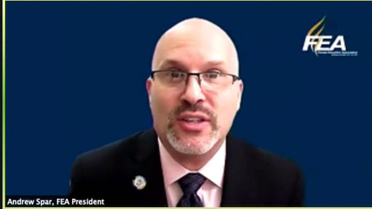 FEA president Andrew Spar
