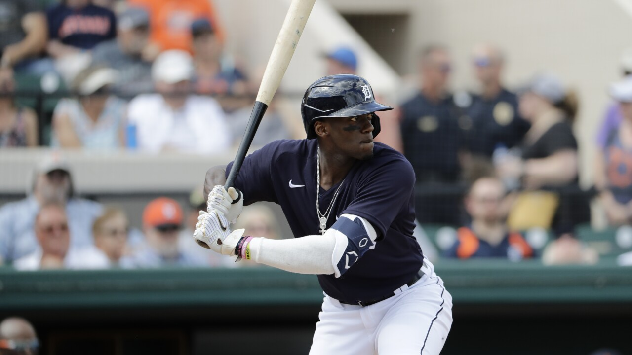 Reports: Tigers trade Cameron Maybin to Cubs for shortstop Zach Short