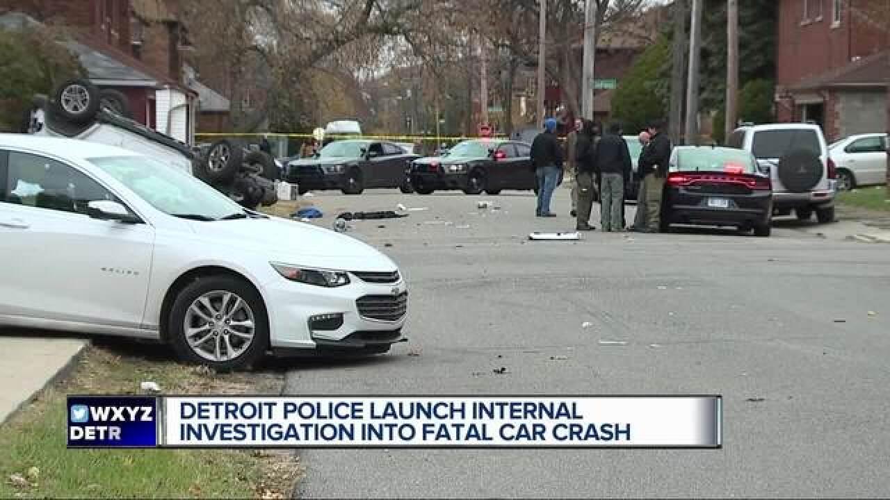 DPD investigate fatal car crash on west side