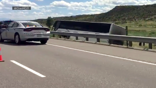 2 dead, several injured after charter bus crashes in Colorado