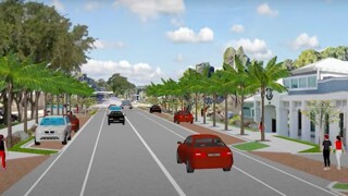 The Mapp Road Towncenter project