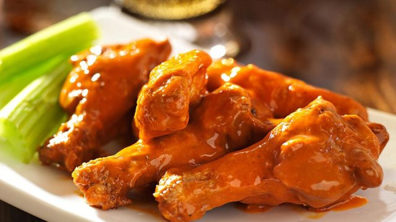 Where to celebrate National Chicken Wing Day in Las Vegas