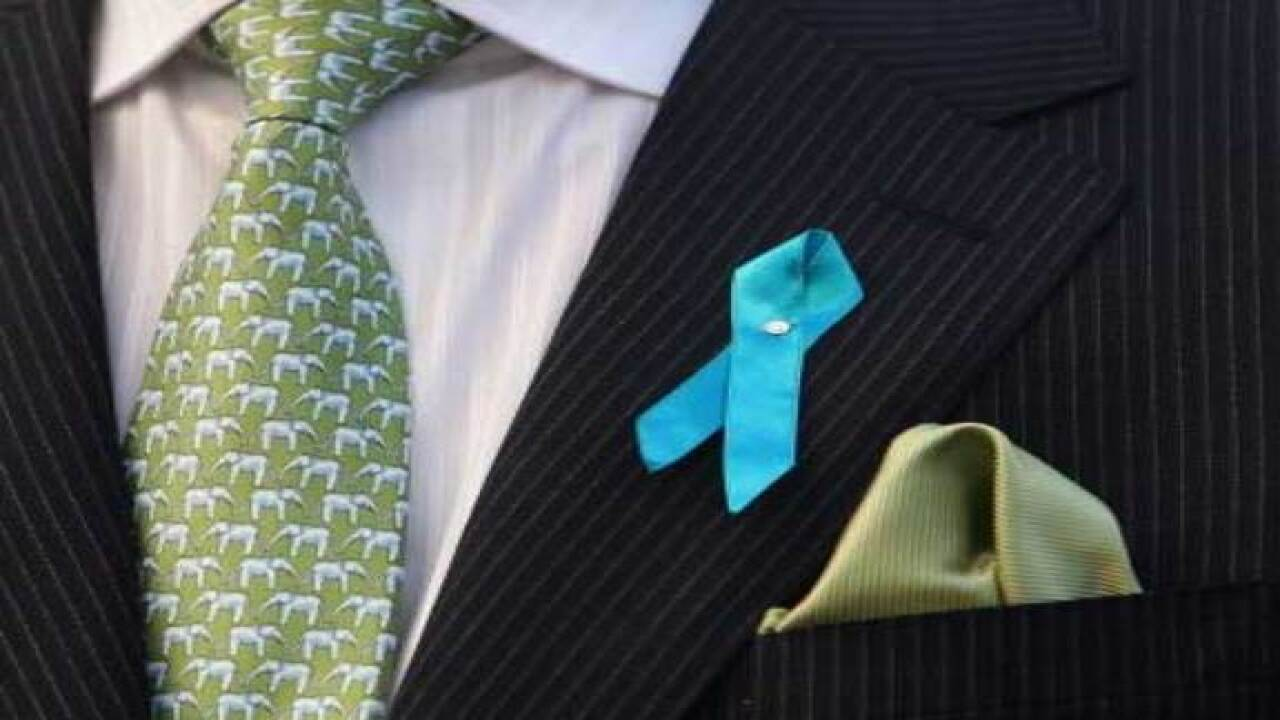 Wear Teal Friday To Bring Awareness To Ovarian Cancer