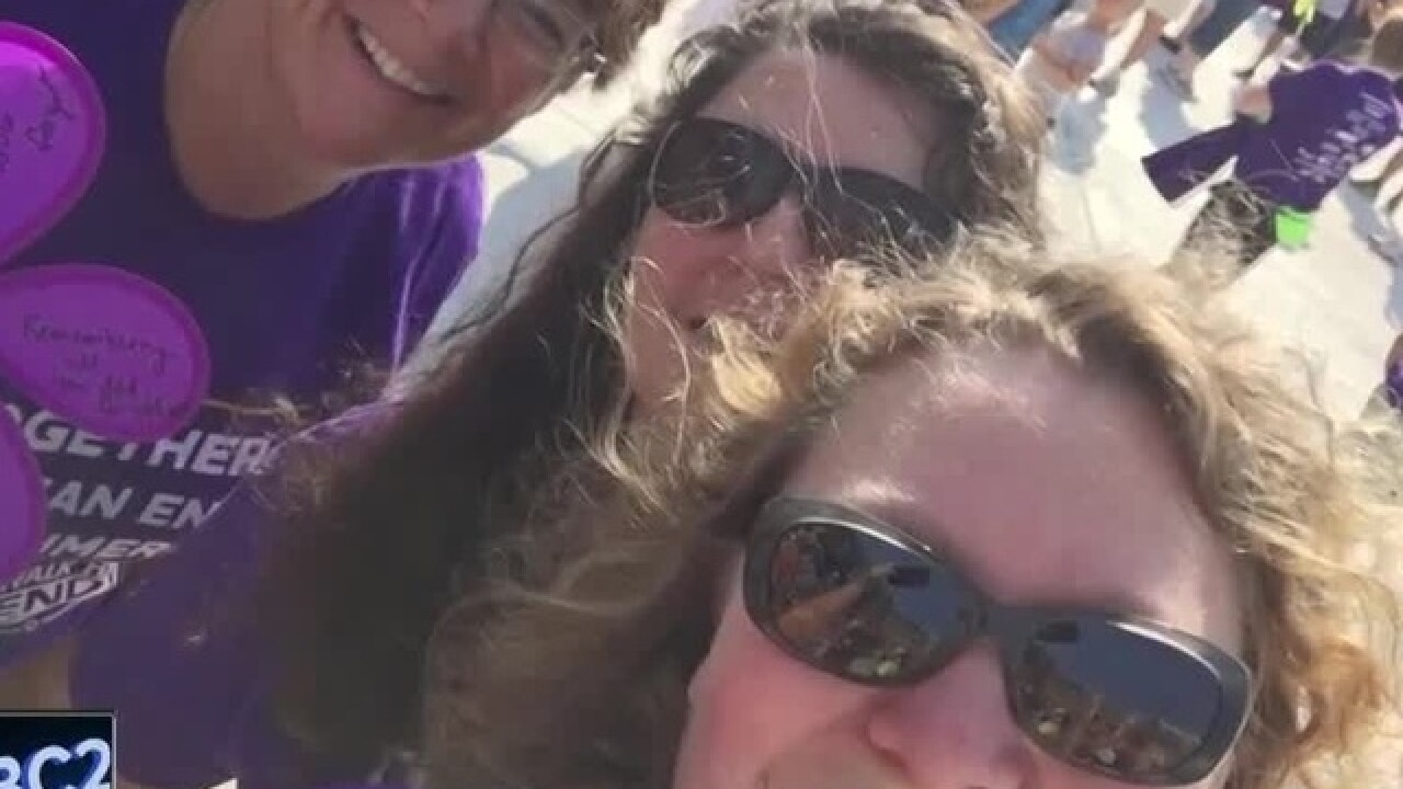 Walk to End Alzheimer's supports families
