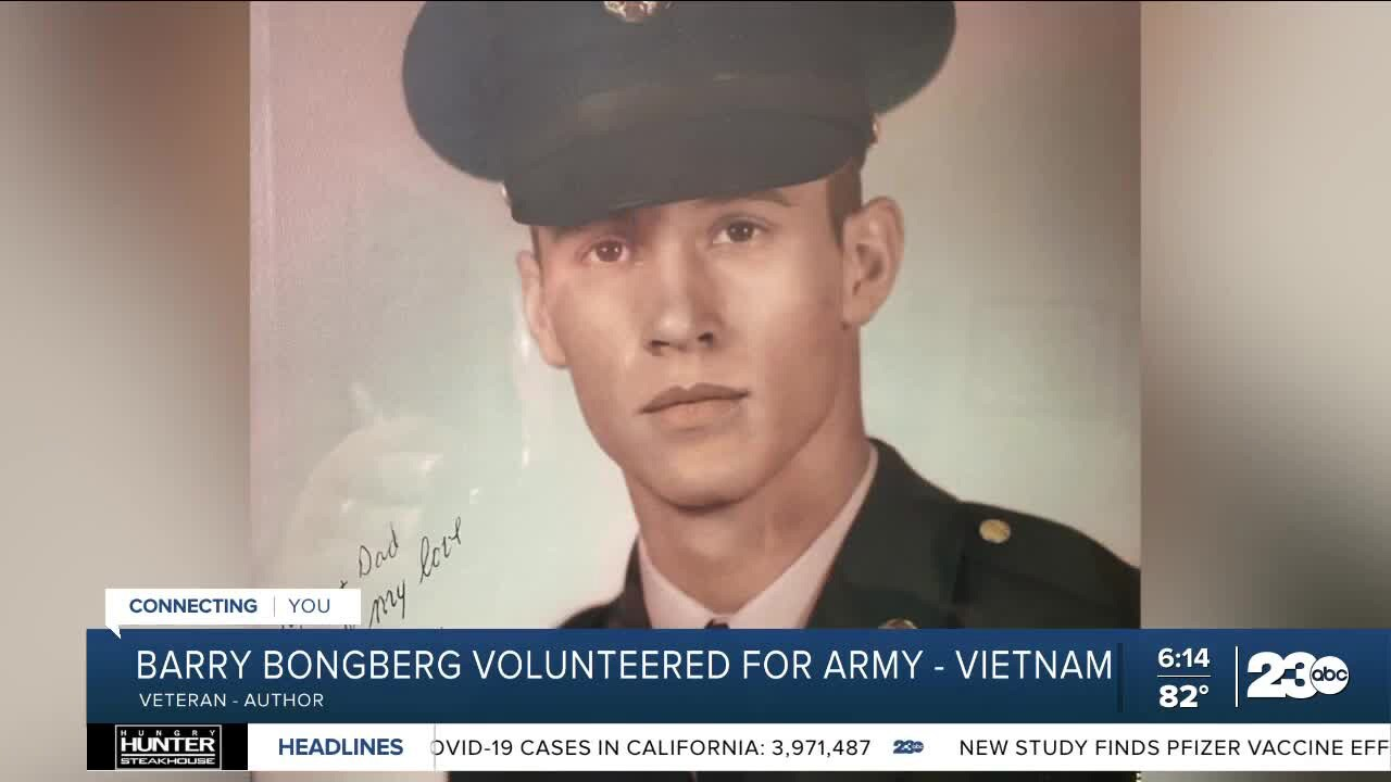 Barry Boneberg, A Veteran's Voice