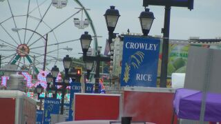 Rice Festival takes over downtown