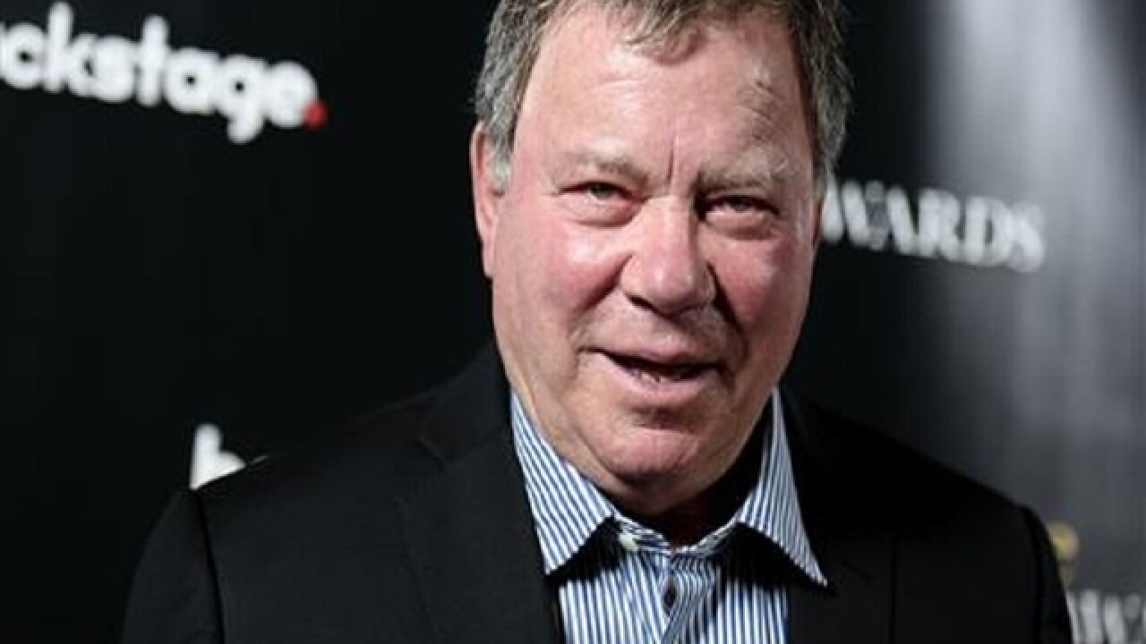 William Shatner to mark 50 years of 'Star Trek' at Comic Con