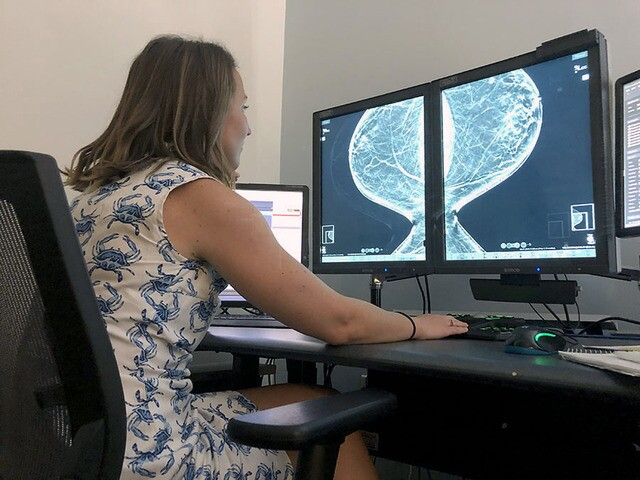 3D breast imaging new tool in cancer fight at Medstar Health
