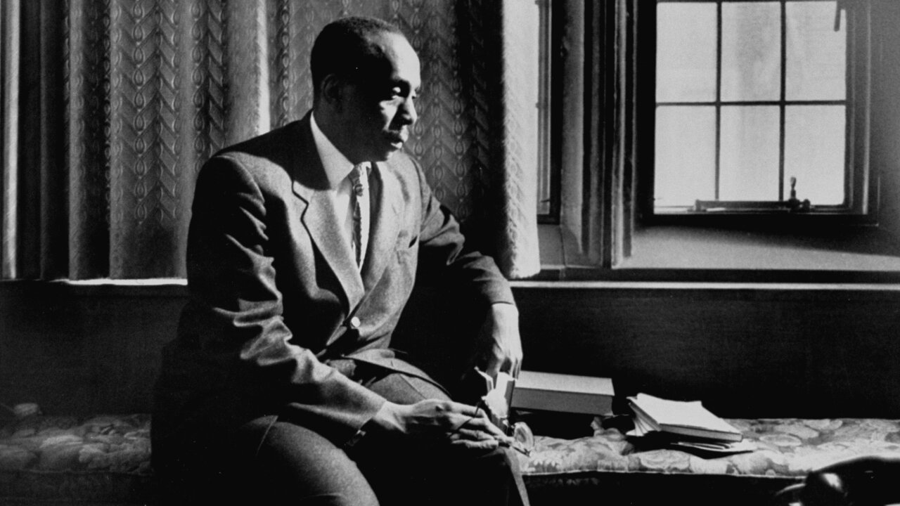 2c37622ae Howard Thurman: He was MLK's mentor, and his meeting with Gandhi changed  history