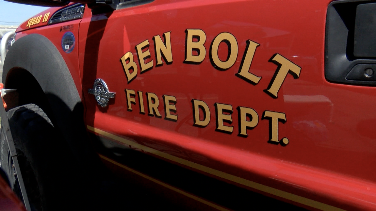 Ben Bolt VFD benefit supported by the Jim Wells community