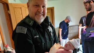 Ozaukee County Sheriff delivers baby
