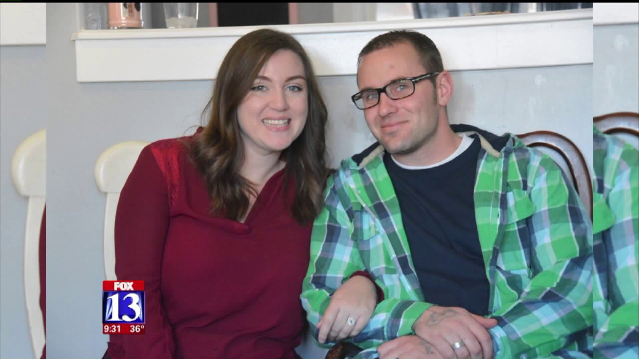 Utah man finds solace in return of beloved dog after crash that killed hiswife