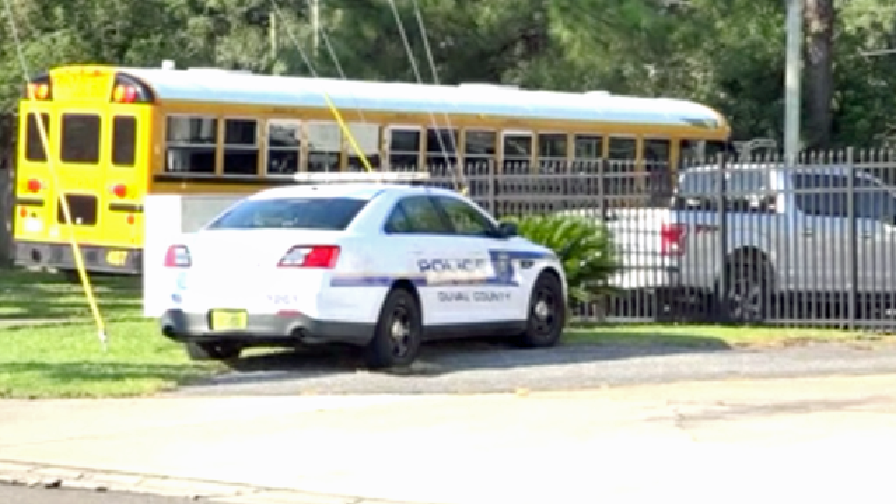 Florida student shot on way to bus stop