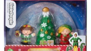 Fisher-Price Is Releasing An 'Elf' Little People Set