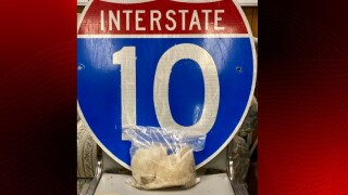 Meth bust I-10 east port allen.jpg