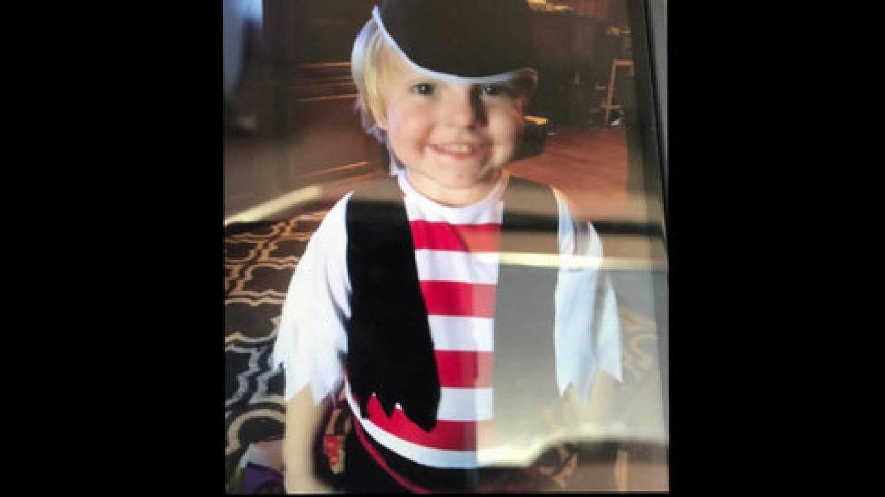 Child's body found, mother & boyfriend arrested
