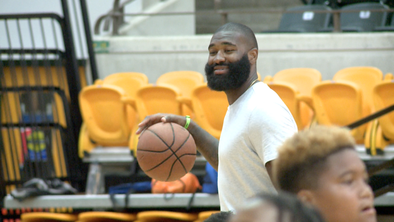 A 'sucker' for the playoffs, Norfolk State's Kyle O'Quinn eyes another taste of NBA postseason