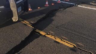 Nevada Earthquake