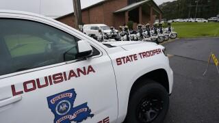 Louisiana Police AP photo