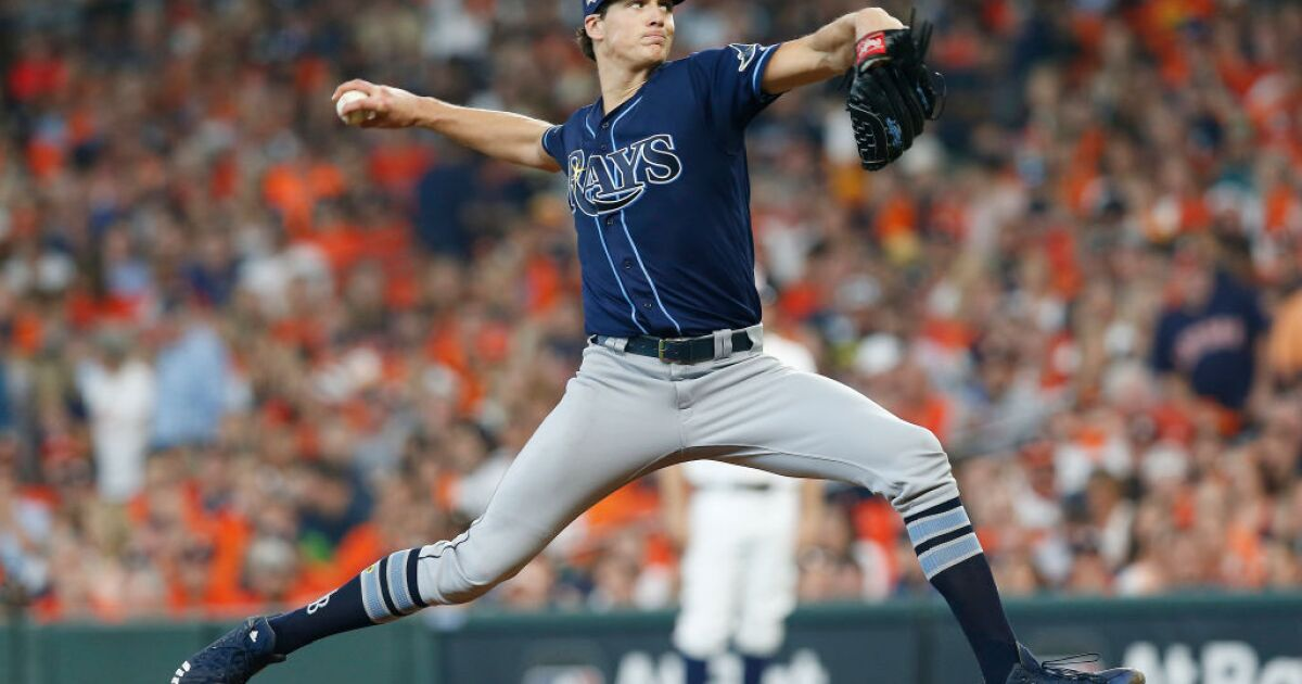 Rays look to complete comeback and eliminate Astros in Houston