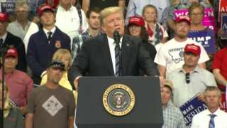 Reports: President Trump reportedly to rally supporters in Bozeman before Election Day