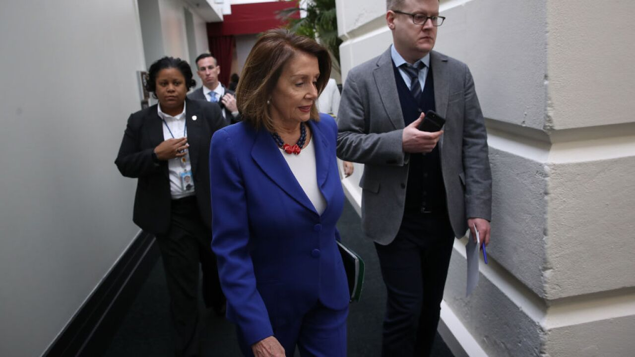 House Democrats announce broad probe into allegations of obstruction of justice