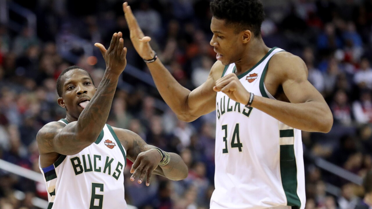 Milwaukee Bucks clinch playoff spot, likely seven seed