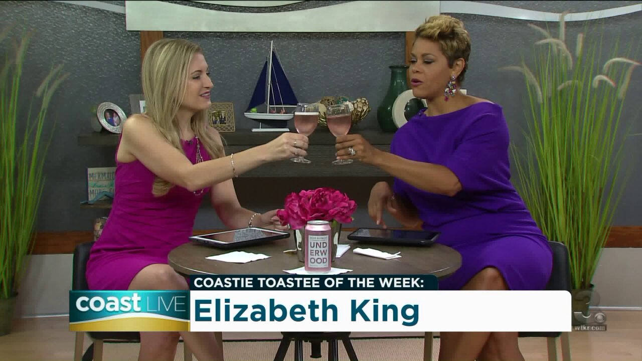 Toasting Tuesday with Union Wine on CoastLive