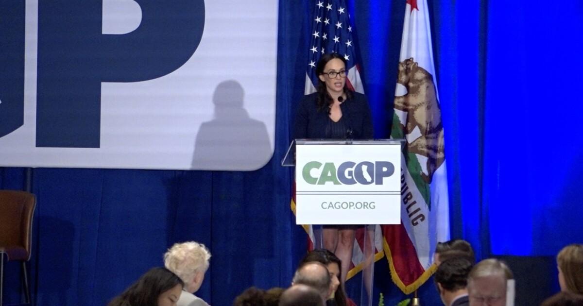 Republican State Convention underway in San Diego