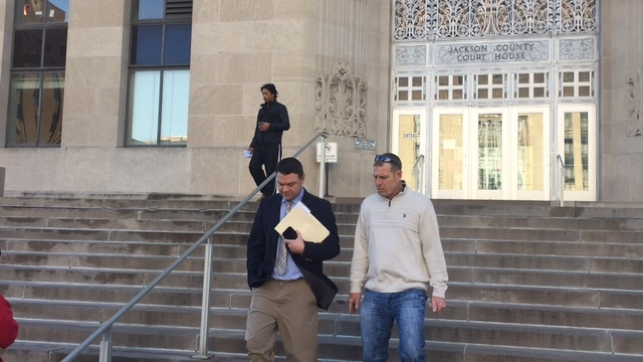Concrete contractor heading towards trial