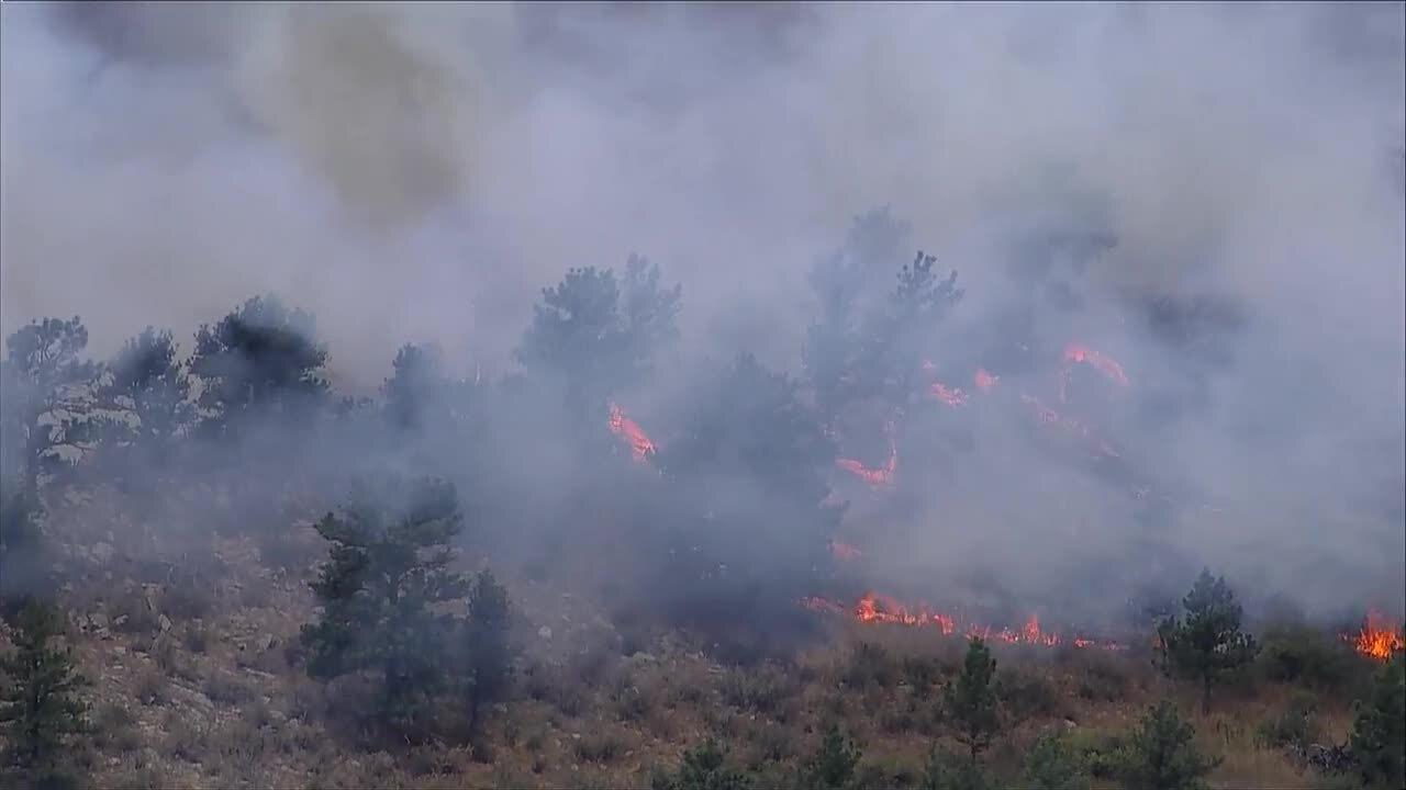 Man suspected of starting the Skyline Fire near Horsetooth