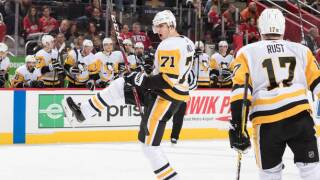 Evgeni Malkin, Penguins top Red Wings for third straight win