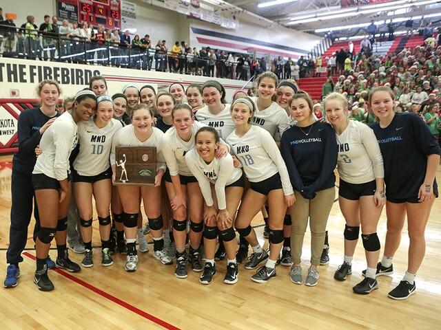 Ursuline wins regional title over rival Mount Notre Dame